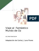 Libreto Mundo de Oz