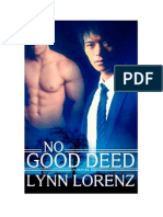 Lynn Lorenz- No Good Deed