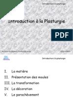 Introduction a La Plasturgie