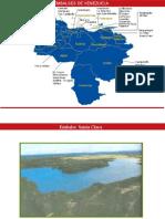 Embalses y Presa Hidrologicas Venezuela