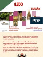 El Yerno del Gobernador del Estado Bolívar - Toledo, España