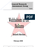 Wahhabism in the Balkans