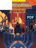 Mutants & Masterminds GM Guide