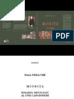 PetruUrsache Miorita-DosarulMitologicAlUneiCapodopere PostfataSiIlustratiiDeStefanArteni