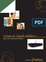 Manual+Encriptacion+Wi Fi+Comtrend+CT HG536