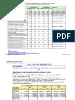 Estructura de Costos de MO-Jun2012