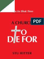 A Church to Die For Ch 1-4