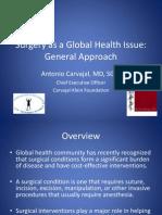 Surgery & Global Health