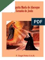 Santa Margarita Maria de Alacoque y El Corazon de Jesus