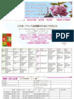 Brochure Cours Printemps 09 Jp2