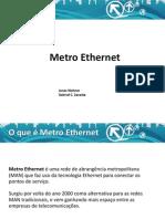 Metro Ethernet 2