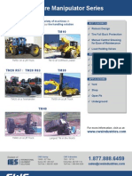 CWS Tire Manipulators