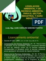 5 Aplicacion de La Legislacion a Sector Industrial