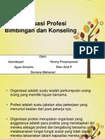 6 Organisasi Profesi Bk