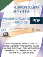 Rendicion de Cuentas 20130311 - Juridica