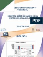Rendicion de Cuentas 20130311 - Subgerencia Financiera