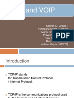 TCP-ip-voip