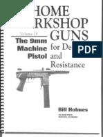 Home Workshop Guns Vol 4 the 9mm Machine Pistol