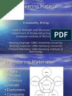 Engineering Material K3I 1