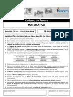 P27 - Matematica
