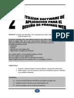 Módulo 2 (Aplicaciones para el diseño de Páginas Web)