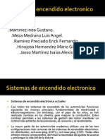 Sistema de Encendido Electronico