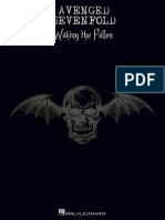 Avenged Sevenfold Waking the Fallen TAB
