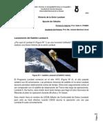 Historia de la Serie Landsat_Apuntes de Cátedra