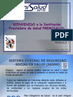 Modulo i - La Salud en Colombia