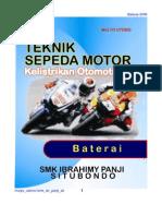 BATERAI SPM