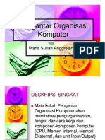 ORKOM Pengantar Organisasi Komputer 1
