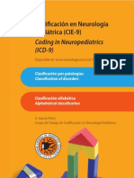 CIE-9 Códico Neuropediatrico