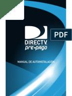 Manual de Autoinstalacion DIRECTV Prepago