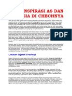 Konspirasi as Dan Rusia Di Chechnya
