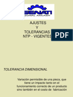 METROLOGIA- TOLERANCIAS