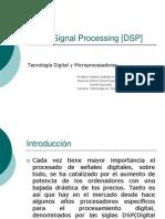 Digital Signal Processing [DSP]