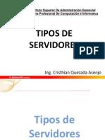 Tipos de Servidores Cap2