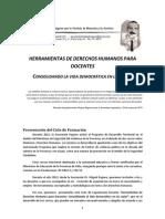 Modulo 1 Caja Herramientas DDHH Docentes