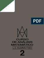 Analisis Matematico Curso II Mir