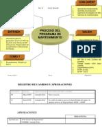 Diagrama de Mantenimiento Rev01