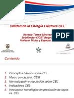 Diapositivas-Calidad de la Energía Eléctrica CEL-SENA