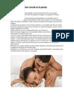 Higiene Sexual en La Pareja