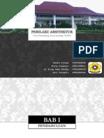 Perilaku arsitektur