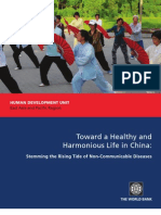Toward a Healthy and