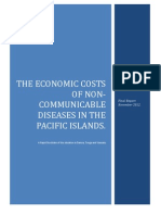 THE ECONOMIC COSTS OF NONCOMMUNICABLE DISEASES IN THE PACIFIC ISLANDS.