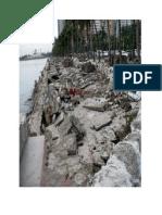 Images of Typhoon Destructions
