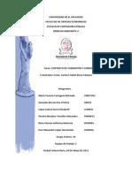 Contratos de Suministro y Comision