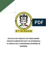 Estatuto Del Sttaisuag 1999
