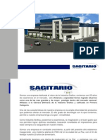 Sagitario-Presentación