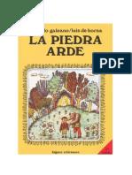 Eduardo Galeano - La Piedra Arde